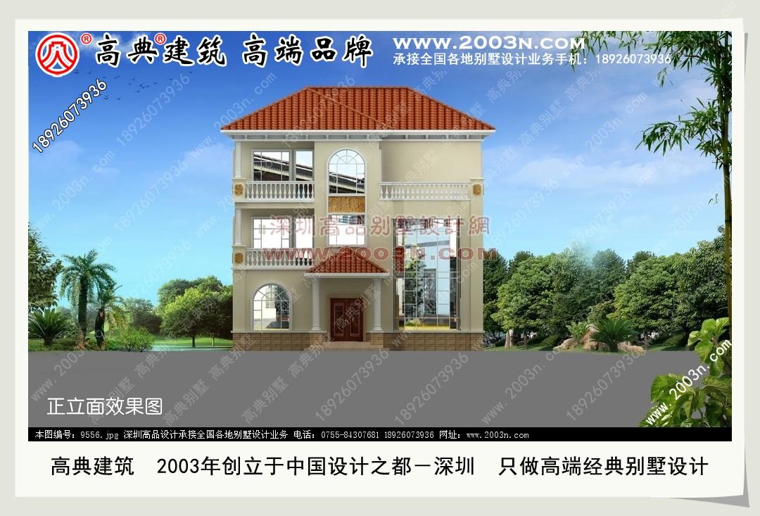 设计图 别墅图片大全 农村房屋设计图 农村房屋设计图100平