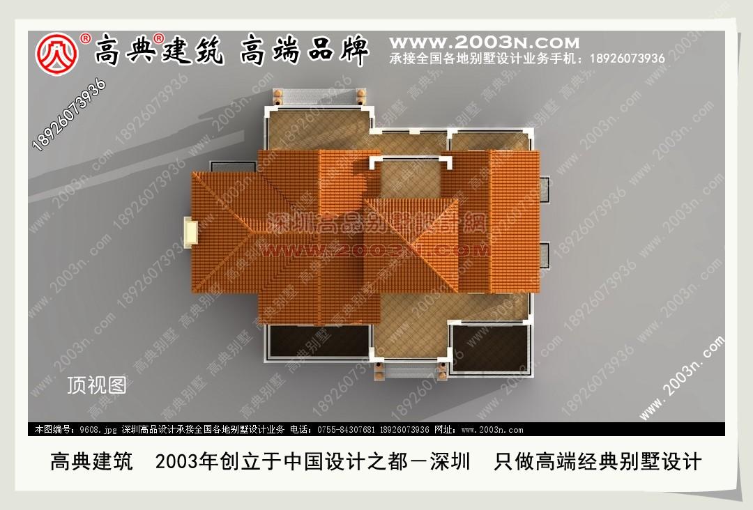 高档别墅室内设计 别墅设计图 农村房屋设计图