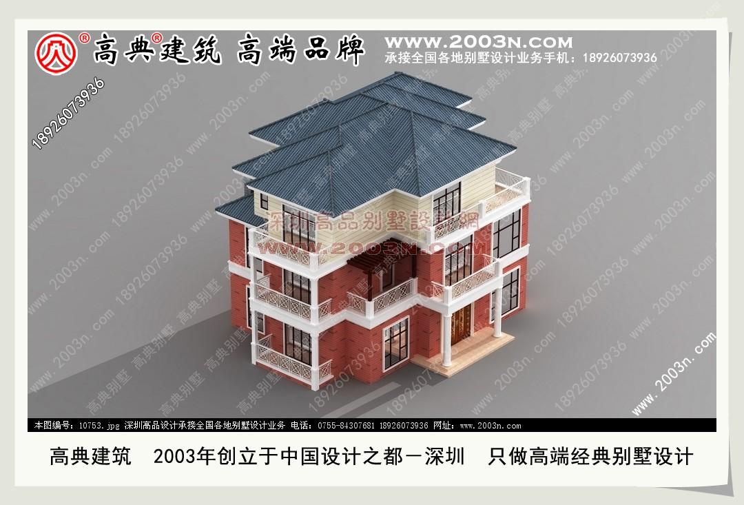 免费农村房屋设计图 农村别墅 首层100至150平方米住宅别