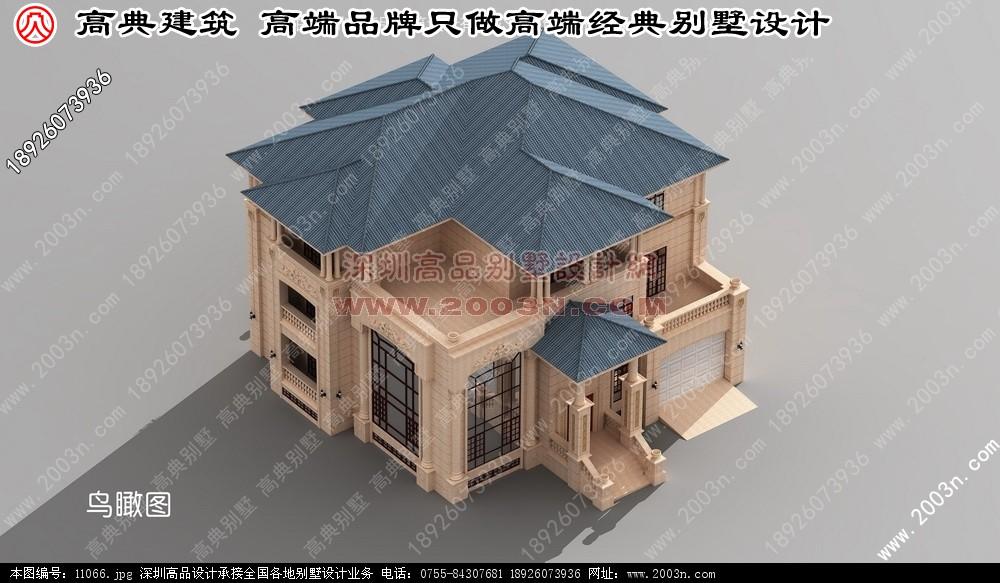 别墅装修图纸别墅设计图 别墅图片大全 农村房屋设计