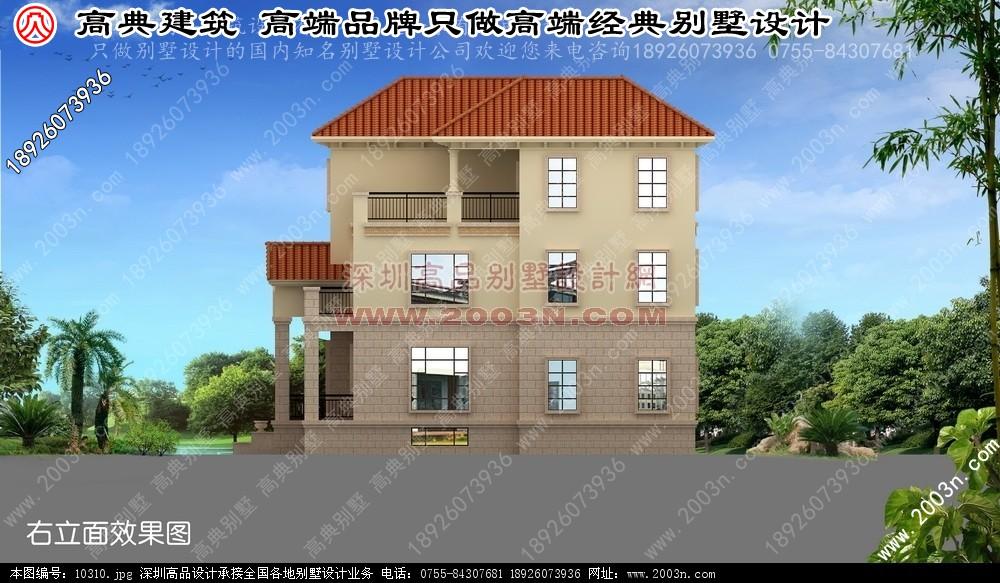 国外别墅建筑设计别墅设计图 别墅图片大全 农村房屋设计图 100平方