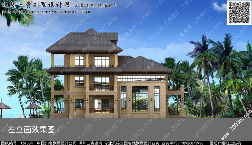 农村自建欧式三间两层半别墅底层是铺面